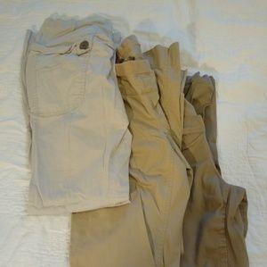 Pants - Maternity Khakis Set